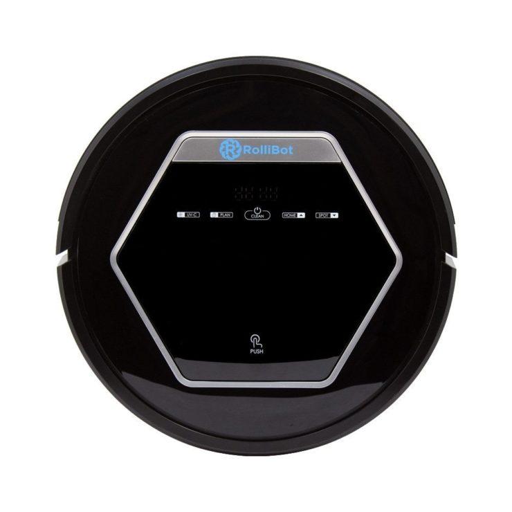 Rollibot Robotic Vacuum Cleaner