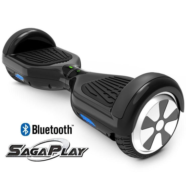 SagaPlay Pro Self-Balancing Scooter