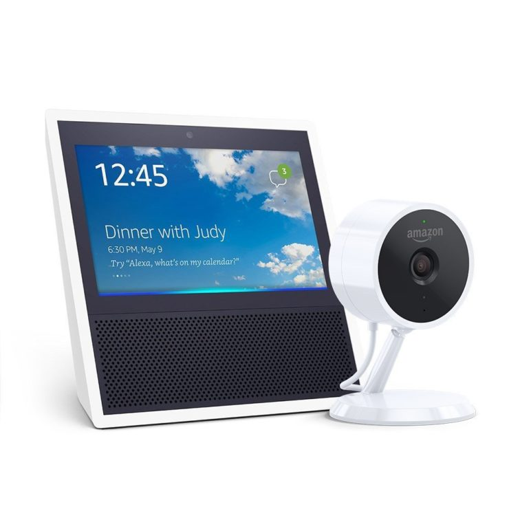 Echo Show + the all-new Amazon Cloud Cam