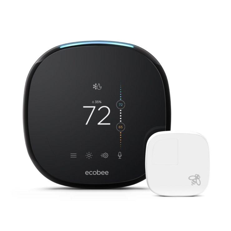 ecobee4 Thermostat + sensors