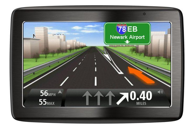 TomTom Bluetooth GPS Navigator