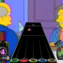 The Steamed Hams Scene From The Simpson But It's A Guitar Hero Song