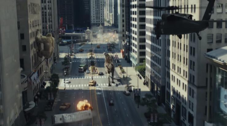 Rampage Movie Gizmodo Cz