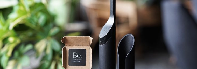 B.E. is A Powered Brush That Uses No Electricity With One Major Flaw