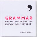 Tongue-in-Cheek Grammar Book is For The Grammar Nazi In Your Life