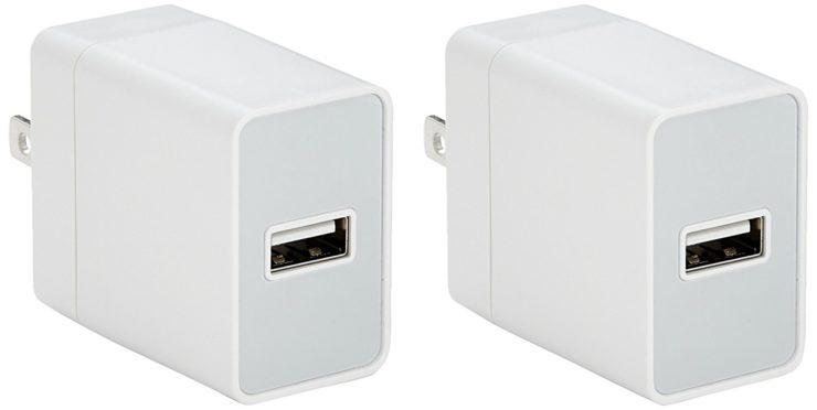 AmazonBasics USB Wall Chargers