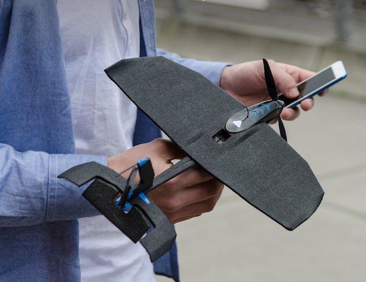 SmartPlane Pro FPV VR Plane - SmartPlane Pro FPV VR Plane 01 740x569 - SmartPlane Pro FPV VR Plane
