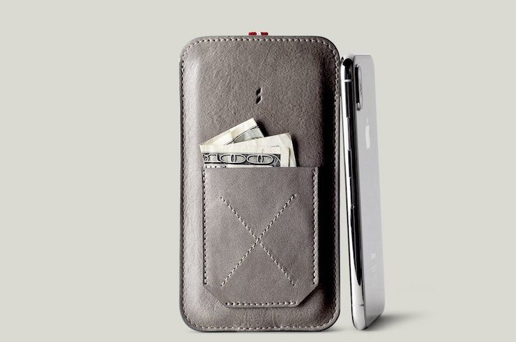- Hard Graft Slim Pocket iPhone Case 01 740x491 - hardgraft Slim Pocket iPhone Case